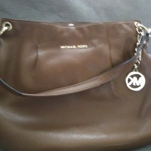 Authentic Leather Michael Kors Bag